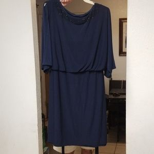 Catherine's lined dinner dress NWT 2X
